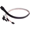 Scheda Tecnica: SilverStone SST-CPS03 System Cables - Shielded Cable For Mini-SAS Devices