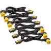 Scheda Tecnica: APC Power Cord Kit (6 Ea) Locking C13 To C14 1.8m (90 - Degree) 1.8.