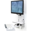 Scheda Tecnica: Ergotron Styleview Sit-stand Vertical Lift, Patient Room - - Montaggio a Parete Per Display LCD / Stampante / Mouse / Sc