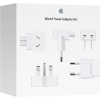 Scheda Tecnica: Apple World Travel Adapter Kit Kit Adattatori Connettore - alimentazione