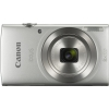 "Scheda Tecnica: Canon Digital IXUS 185 - 1/2.3"" CCD 20MP, DIGIC 4+ - 5.0-40.0mm, TTL, 6.8cm (2.7"") LCD, SD/SDHC/SDXC Silver"