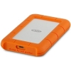 "Scheda Tecnica: LaCie Rugged USB-C 4 TB, 6.35 cm (2.5 ""), USB-C, 5 Gb/s - 5400 RPM, 86 x 26 x 135.1 mm, Apple"