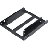 "Scheda Tecnica: Akasa AK-HDA-03 - Mounting Adapter Allows a 2.5"" SSD or HDD - to fit into a 3.5"" PC drive bay"