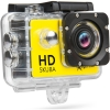 Scheda Tecnica: Hamlet Action Camera Skuba HD 720p 12 Mp,custodia 30 Mt -