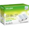 Scheda Tecnica: TP-LINK Av600 Powerline Starter Kit, Qualcomm -